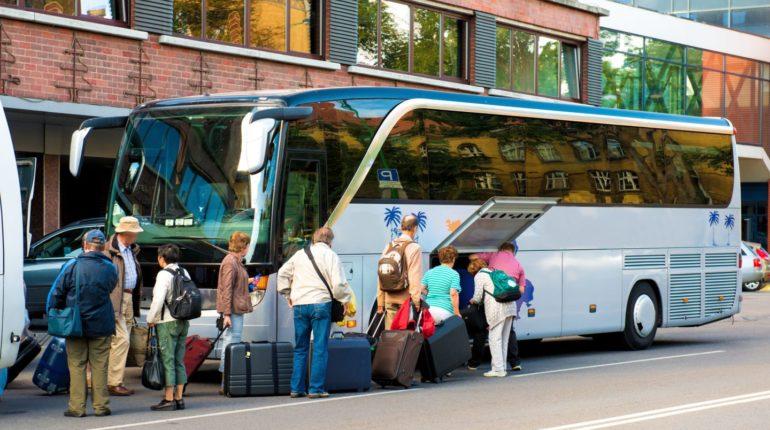autokar podróż